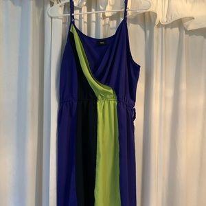 Bright and Fun Summer Dress
